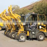 WOLF hytec ZL08 mini wheel loader price list