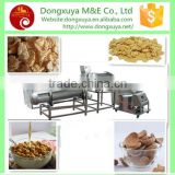 Fully Automatic Stainless Steel Corn Flakes Making Machine Breakfast Cereals Making Machine