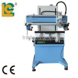 Plane Screen Printing Machine LC-700P Screen Printer with Vacuum Table