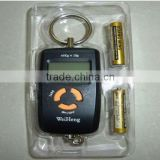 2012 newest Electronic Portable Scale with calculator ,Household portable scale,mini Electronic Scale, Luggage scales
