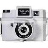 Holga 120N Medium Format Film 4 color Camera plastic lens camera