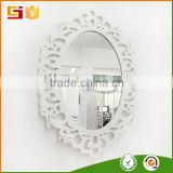 Home decoration makeup decorative glass wall mounted bath mirror                                                                         Quality Choice