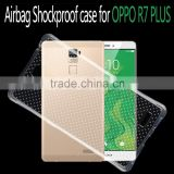 wholesale hot selling mobile phone cover Airbag Shockproof case for oppo r7 plus back cover