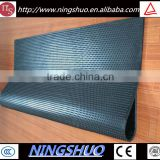 Wholesale of anti slip bubble top rubber mat for warehouse
