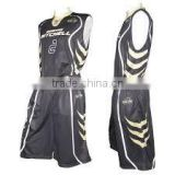 best junior sublimated basketball Custom Basketball Uniforms 100% Polyester / Sublimated Basketball Uniforms