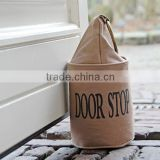 Esschert Design bedroom canvas door stop/door stopper                                                                         Quality Choice                                                                     Supplier's Choice