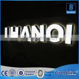 3D lighting Acrylic face led channel letter sign                                                                         Quality Choice                                                     Most Popular