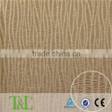 Commercial fabric backed pvc wall covering / wallpaper