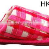 Lady Winter Cotton Fabric Bedroom Slipper Shoes Warm Soft Competitive Price Indoor Slipper