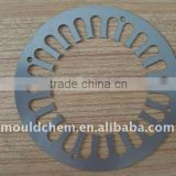stator laminated cores for brush DC motor