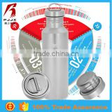 700ml Titanium eco-friendly stainless steel sports thermos Water Bottle