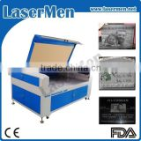 High speed Lasermen brand laser cutting &engraving machine special for acrylic,wood,MDF,organic glass