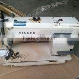 Reconditioned Second Hand Singer 1591 used leather sewing machines for sale