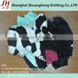 Second Hand Dark color Clothing Wiping Rags