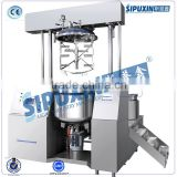 small vacuum forming milk cream homogenizer separator machine price for sale