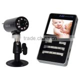 720P MegaPixel HD Handheld Wireless Audio Video Receiver And Baby Monitor Mini Wireless camera