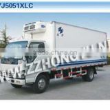 JAC refrigerator truck,refrigerated train car,refrigerated box car