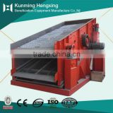Competitive price big capacity vibrating screen sieve machine