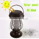 Top Selling Garden Use Competitive Price Solar Mosquito Killer Lamp