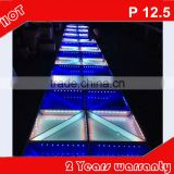 Professional Stagelight Factory Manufacture LED Dancing Floor light for DJ club wedding