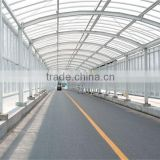 foshan tonon polycarbonate sheet manufacturer plastic shed roof made in China (TN0448)
