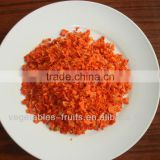 new crop bulk dried carrot granules
