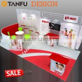 China Trade Show Stand Design Service from TANFU