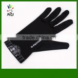 logo printed microfiber jewelry gloveslogo printed microfiber jewelry gloves