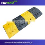Hang-Ao company is manufacturer and supplier of road safety rubber speed bump rubber speed bump and hump