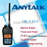 AT-36M IP67 waterproof marine two way radio