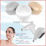 HIFU Super Penetration Facial Treatment 2000 Shots Machine For Anti Wrinkle Pore Shrink High Frequency Machine For Hair