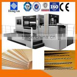 High speed Corrugated Board Automatic Die Cutting Machine fit for India market