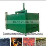 smokeless charcoal making kiln