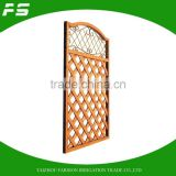Popular Design Garden Decoration Wood Fencing For Gardening