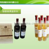 Cheap Wooden Box Wine kiwi kiwi fruit wine