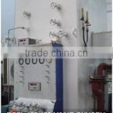 air separation plant with oxygen and nitrogen gas & liquid