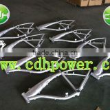 chopper bicycle frames/motored bicycle frame/motored bicycle frame with gas tank