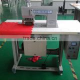 INquiry about Ultrasonic Non woven Bag making machine Price/lace cutting machine