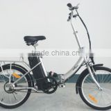 Economic style Lead Acid battery 24V 12Ah electric bicycle/steel frame 250W electric bike (TK-EB009FA)