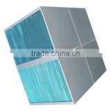 Heat recovery fresh air exhaust fan core