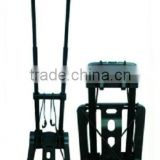 3 PLASTIC PORTABLE TROLLEY