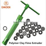 Polymer Clay Fimo Extruder