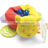 Plush baby toys Infant educational toys safe for babies hot selling