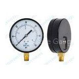 4 Inch General pressure gauge with 1/4\