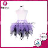 New decorative handmade kids tutu skirt wholesale kids tutu dress fairy tutu