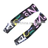 High quality Professional fabric cotton arm sleeves for kids