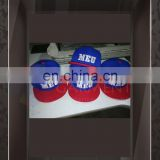 Custom Logo Printing Embriodery contrast color Hip Hop Cap