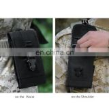 Tactical Smartphone Pouch Quick Release Buckle Phone Holster Adjustable Mobile Phone Belt Case