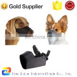 Customized Size Nylon Dog Muzzle with Adjustable Straps