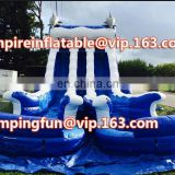 Ocean inflatable medium water slide for kids and adults ID-SLM005